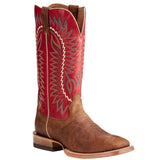 Ariat Men's Dust Devil Tan Relentless Elite Western Boot - RR Western Wear, Ariat Men's Dust Devil Tan Relentless Elite Western Boot