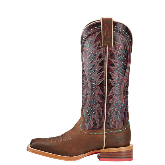Ariat Vaquera Boot Khaki - RR Western Wear, Ariat Vaquera Boot Khaki