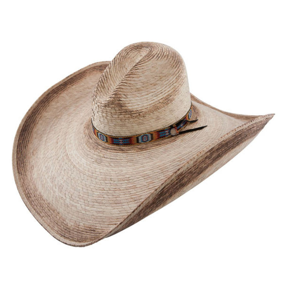 Charlie 1 Horse Coyote - Mexican Palm Straw Cowboy Hat - RR Western Wear, Charlie 1 Horse Coyote - Mexican Palm Straw Cowboy Hat