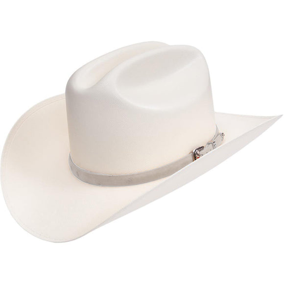 RRango Hats 10000x Sombrero Sinaloa Style Hat Bone Ostrish Band