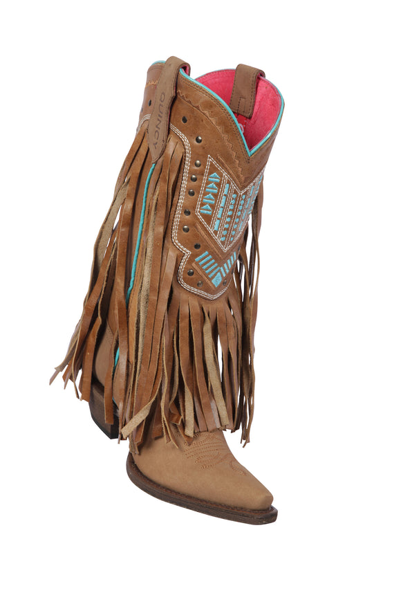 Quincy-Boots-Womens-Grasso-and-Crazy-Strings-Tan-Snip-Toe-Western-Boot