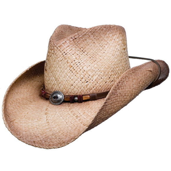 Charlie 1 Horse Great Divide - Shapeable Straw Cowboy Hat - RR Western Wear, Charlie 1 Horse Great Divide - Shapeable Straw Cowboy Hat