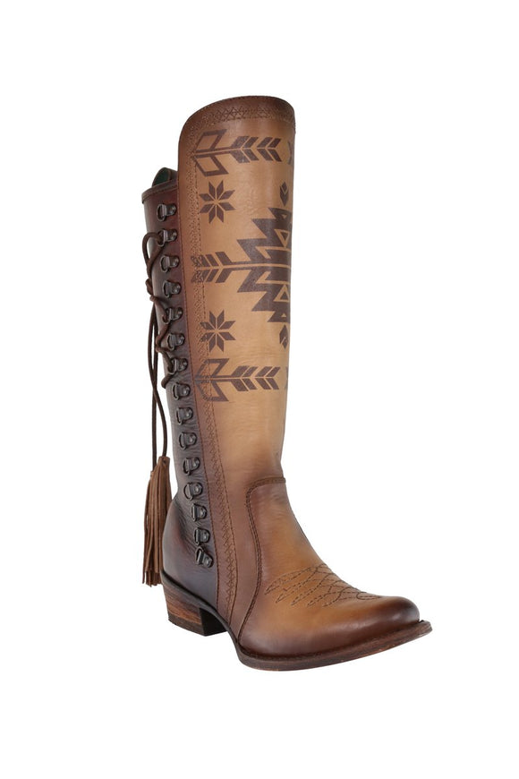 Women's Corral Western Boots Handcrafted - C3233