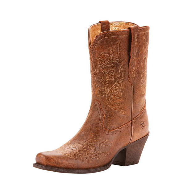 Ariat - Round Up Rylan Western Boot - RR Western Wear, Ariat - Round Up Rylan Western Boot