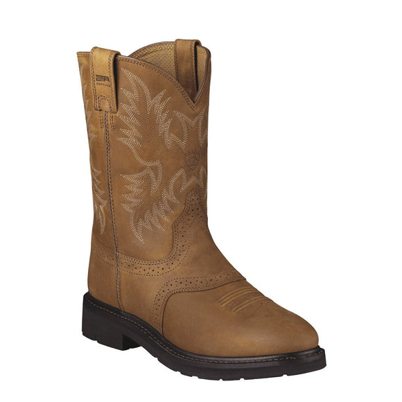 Ariat Sierra Saddle Steel Toe Work Boot - RR Western Wear, Ariat Sierra Saddle Steel Toe Work Boot
