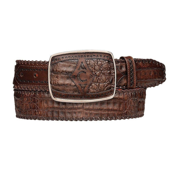 Cuadra Men's Caiman Belts - RR Western Wear, Cuadra Men's Caiman Belts