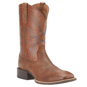 Ariat Men's Sport Wide Square Toe Coyote Brown - RR Western Wear, Ariat Men's Sport Wide Square Toe Coyote Brown