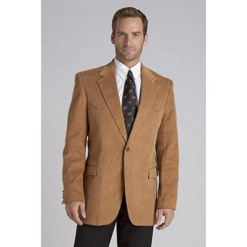 Circle S Men's Apparel - Lubbock - Sport Coat - Camel - RR Western Wear, Circle S Men's Apparel - Lubbock - Sport Coat - Camel