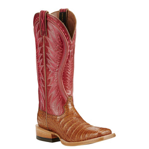 Ariat Vaquera Caiman Square Toe Cowgirl Boots - RR Western Wear, Ariat Vaquera Caiman Square Toe Cowgirl Boots