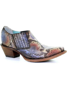 Women's Corral Python Exotic Boots Handcrafted - C3454