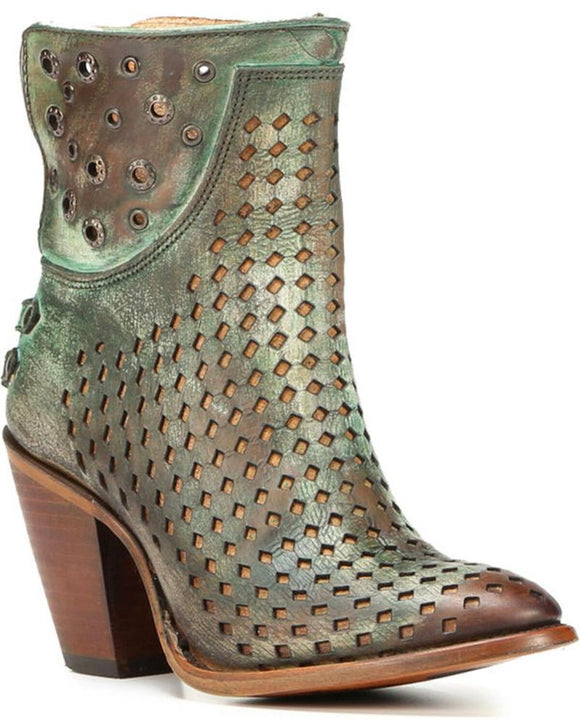 Women's Corral Western Boots Handcrafted - A3709
