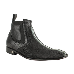 Men's Vestigium Genuine Stingray Chelsea Boots Handcrafted - 7BV011105