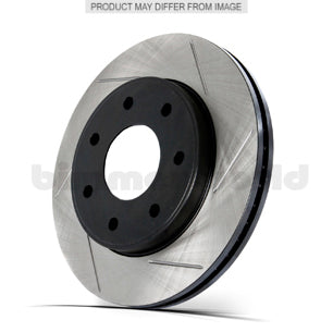 StopTech Slotted Brake Rotor - Rear Left - E46 M3