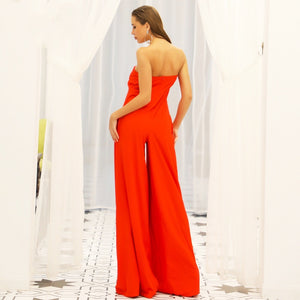 New 2020 Strapless Jumpsuit