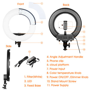 Photography LED Ring Light