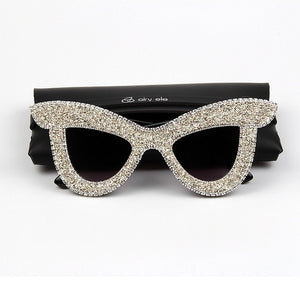 Luxury Cat Eye Sunglass