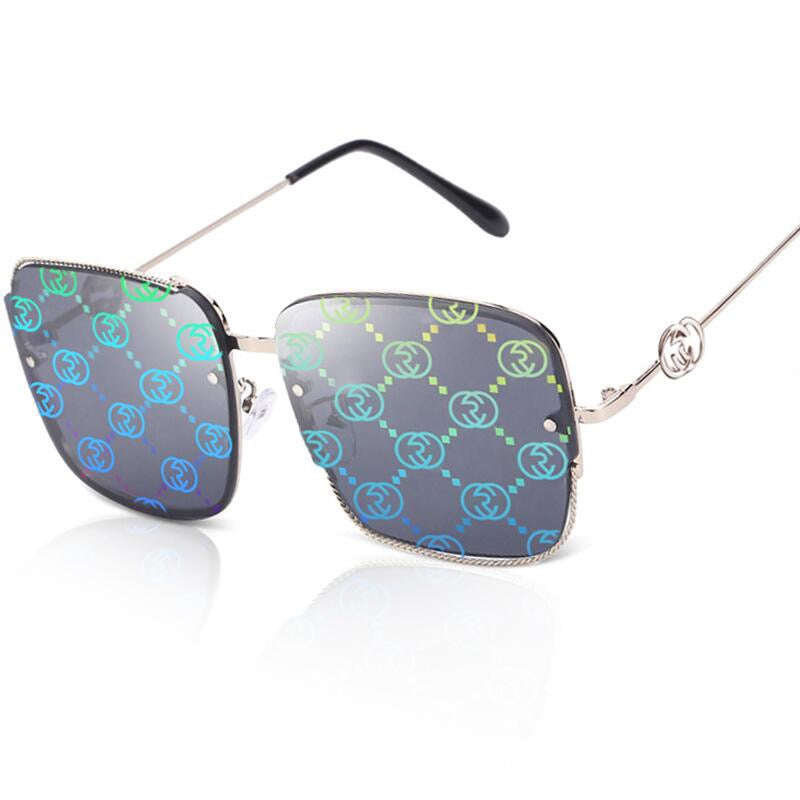 Design Square Oversize Sunglass