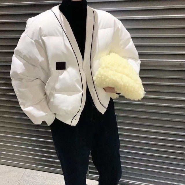 Thick Winter Parkas Coat