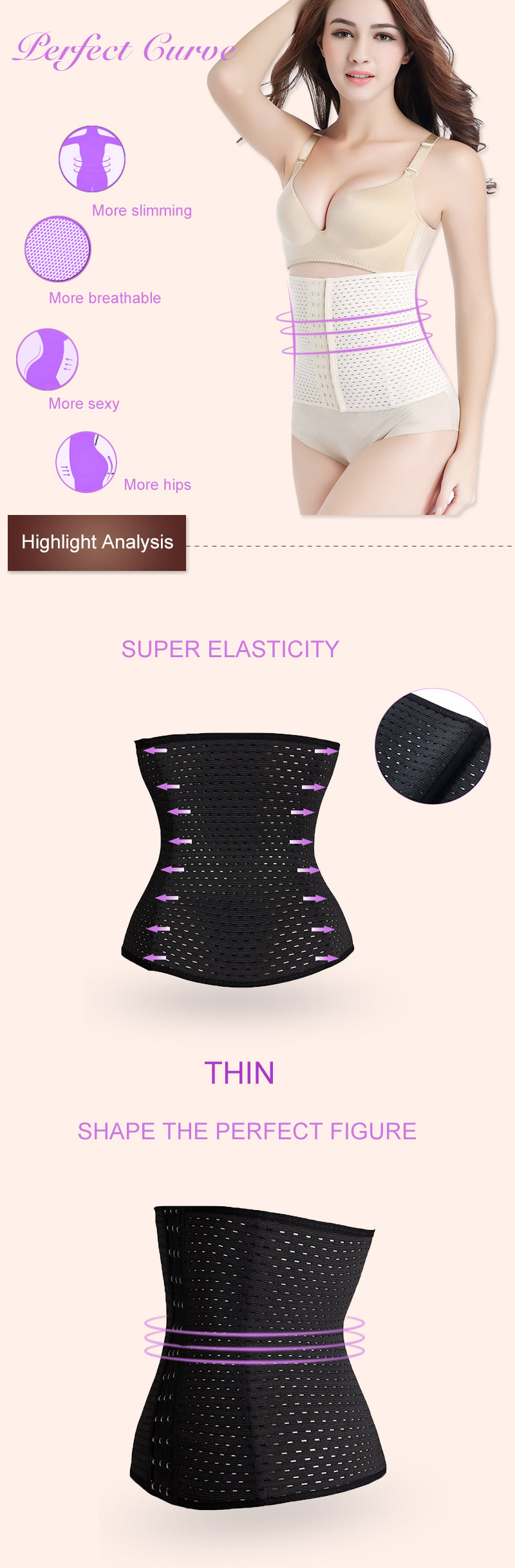 Hot Body Waist Shaper