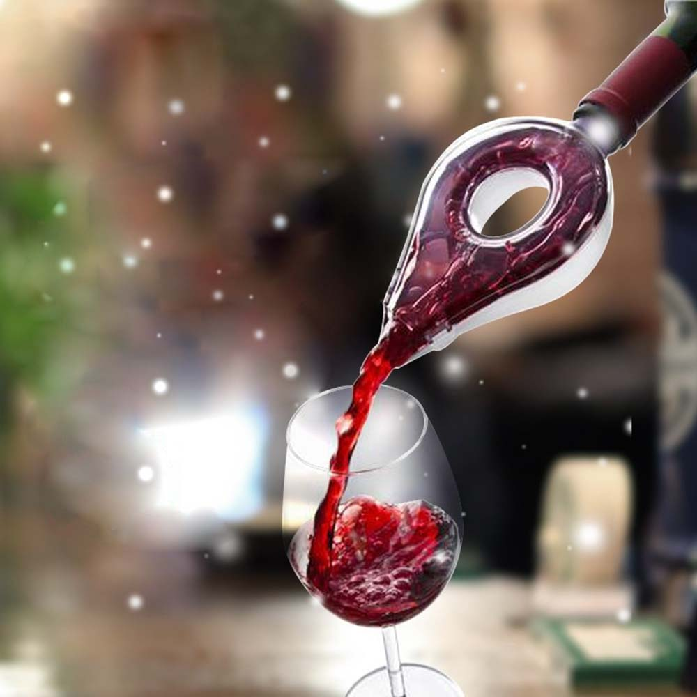 Wine Aerator Spout Decanter