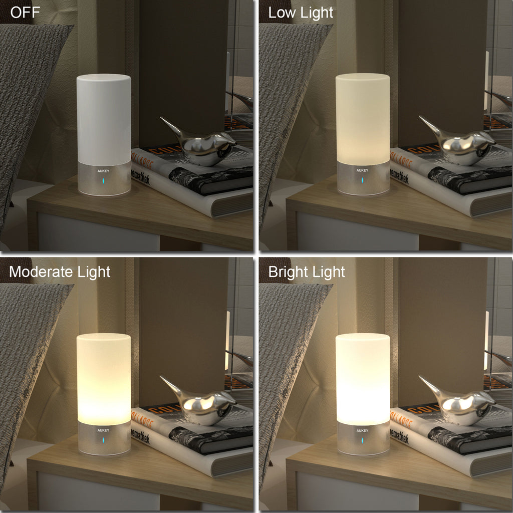 Aukey Touch Control LED Lamp (LT-T6)