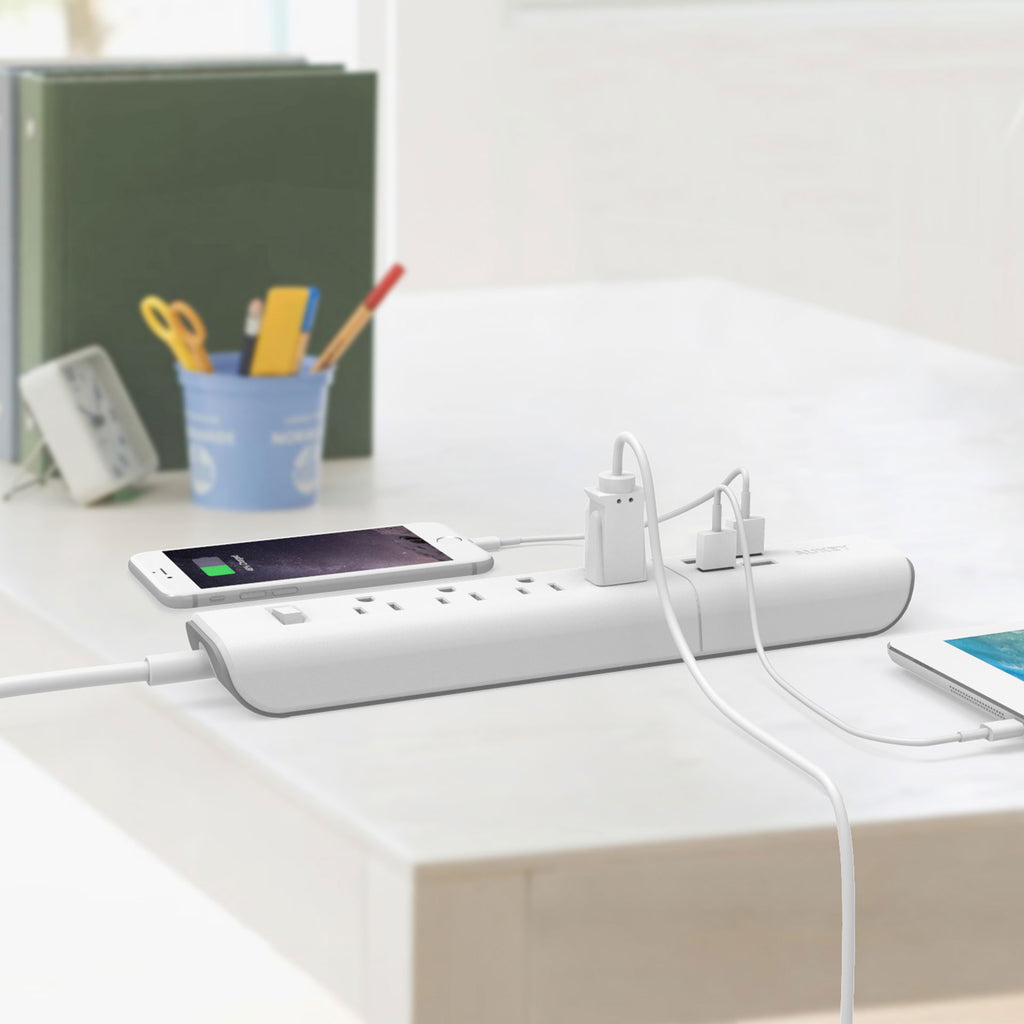 Aukey 4 x 4 Power Strip (PA-S8)
