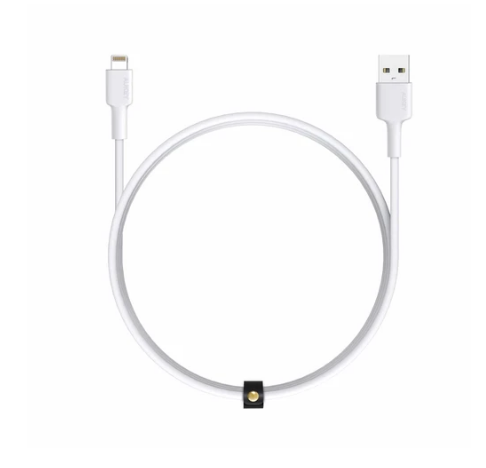 Aukey MFi USB-A to Lightning Cable 3.95ft (CB-BAL1)