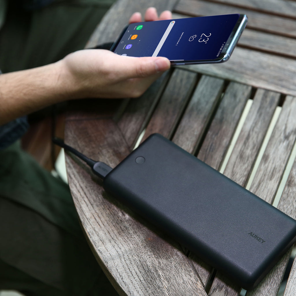 Aukey 26800mAh Power Bank with 2-Way Power Delivery (PB-XD26)