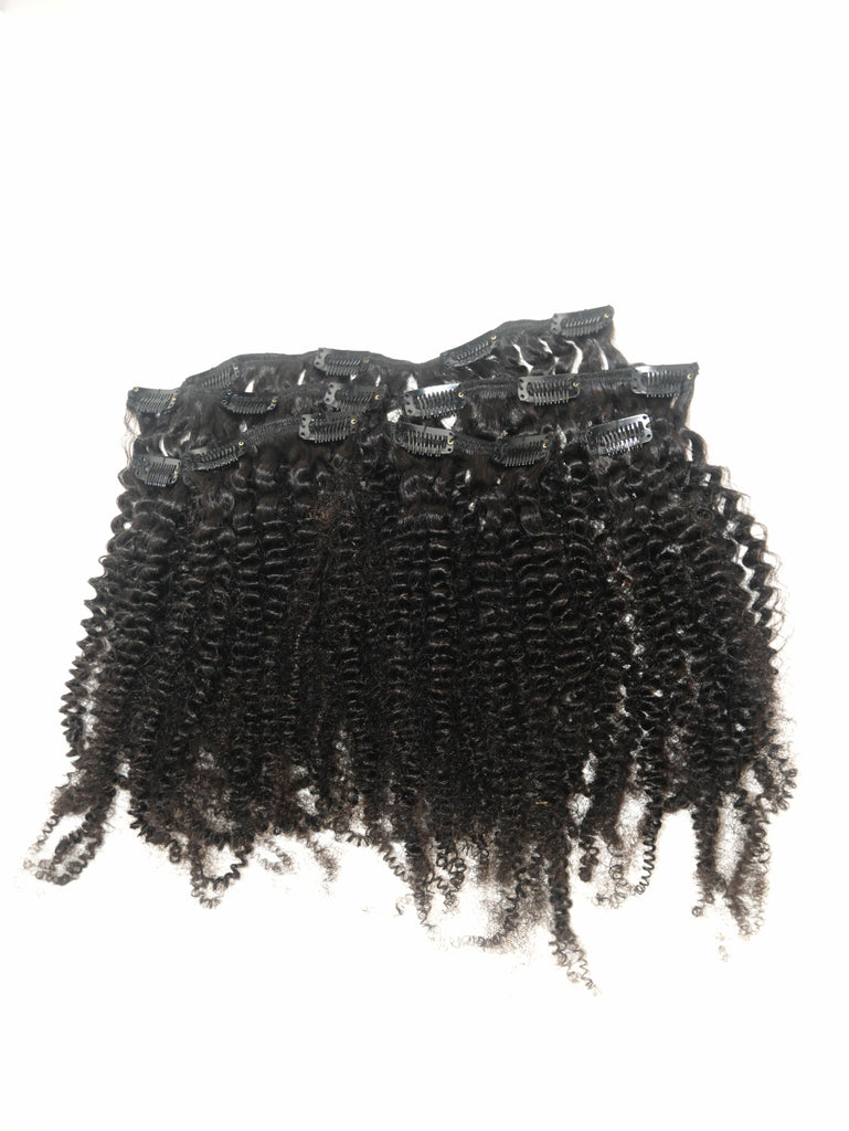 4a4b Natural Hair Clip Ins - Curly2Kinky