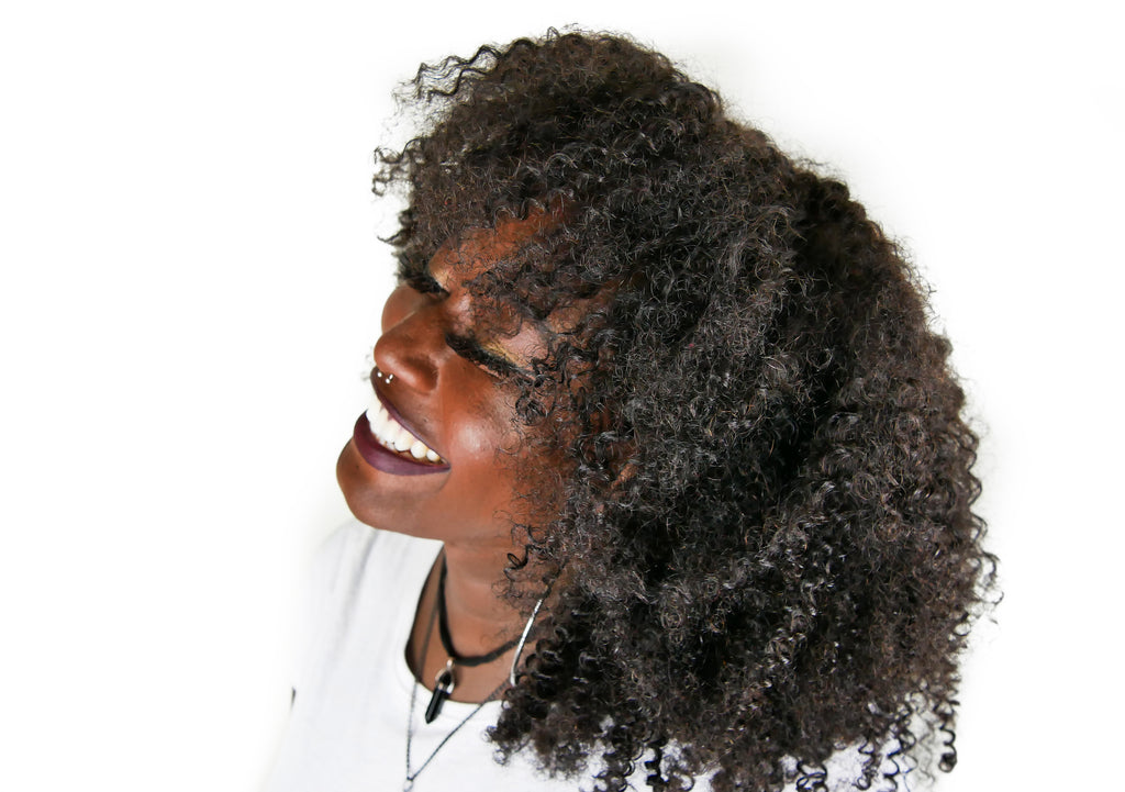 3b3c Natural Hair Wefts - Curly2Kinky
