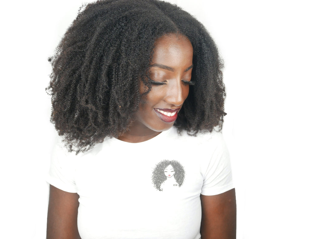 4c Natural Hair Clip Ins - Curly2Kinky