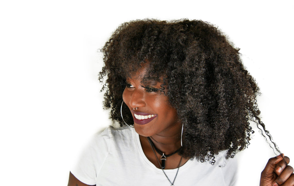 3b3c Natural Hair Clip Ins - Curly2Kinky
