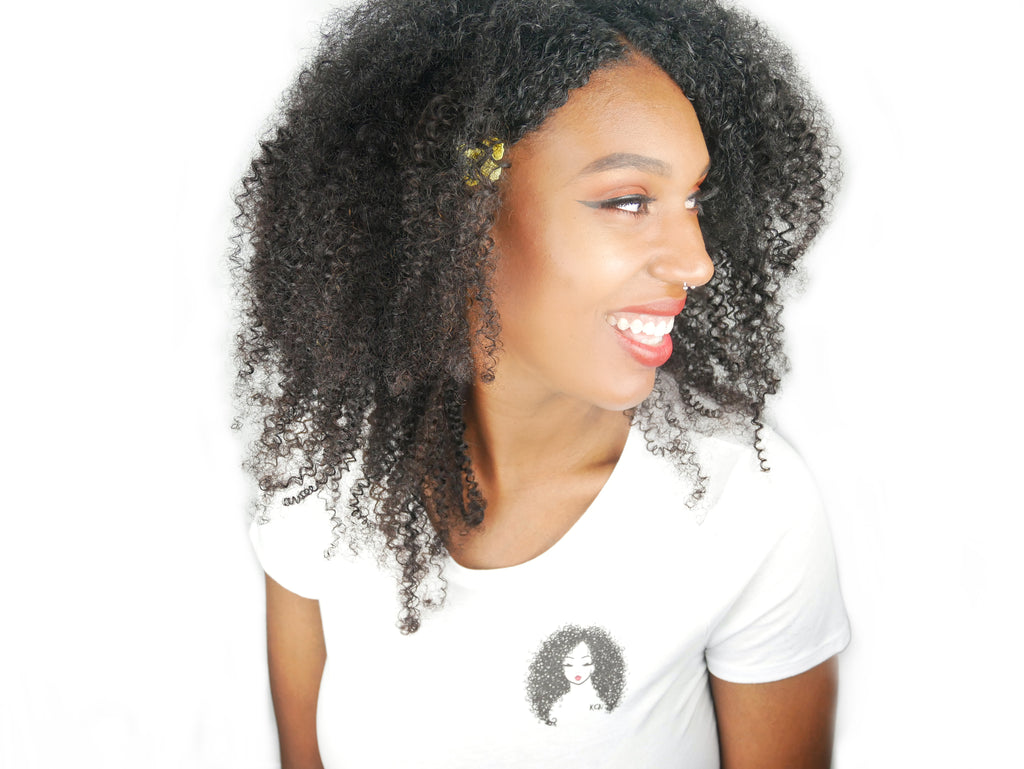 4a Natural Hair Clip Ins - Curly2Kinky