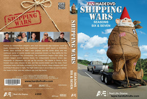 Shipping Wars (2012) The Complete Tv Series 100 Episodes On Dvd