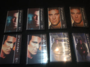 The Pretender The Complete TV Series +2 Movies Michael T. Weiss ,Andrea Parker (RETAIL) 34 DVD SET