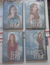 Load image into Gallery viewer, Being Erica Season One,Two,Three,Four 1,2,3,4 Complete Series (12-Disc Set) USA RETAIL