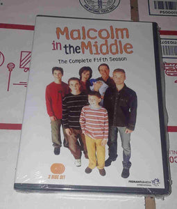 Malcolm In The Middle Complete Series 22 Dvd Retail Set USA