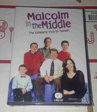Load image into Gallery viewer, Malcolm In The Middle Complete Series 22 Dvd Retail Set USA