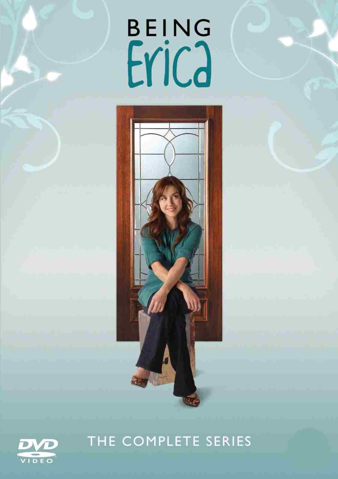 Being Erica Season One,Two,Three,Four 1,2,3,4 Complete Series (12-Disc Set) USA RETAIL