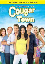 Load image into Gallery viewer, COUGAR TOWN COMPLETE SEASONS 1 2 3 4 10 DVD SET USA RETAIL