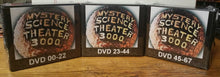 Load image into Gallery viewer, Mystery Science Theater 3000 MST3K KTMA + MORE Complete Series 68 DVD'S