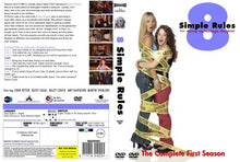 Load image into Gallery viewer, 8 Simple Rules for Dating My Teenage Daughter: S01 : S02 : S03 The Complete TV Series On DVD [RETAIL/FANMADE]