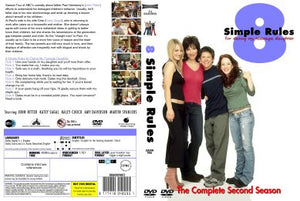 8 Simple Rules for Dating My Teenage Daughter: S01 : S02 : S03 The Complete TV Series On DVD [RETAIL/FANMADE]
