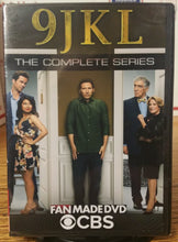 Load image into Gallery viewer, 9JKL (2017) THE COMPLETE TV SERIES ON 2 DVD'S Mark Feuerstein Linda Lavin Elliott Gould