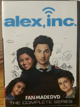 Load image into Gallery viewer, Alex Inc. The Complete Tv Series On 1 Dvd Zach Braff