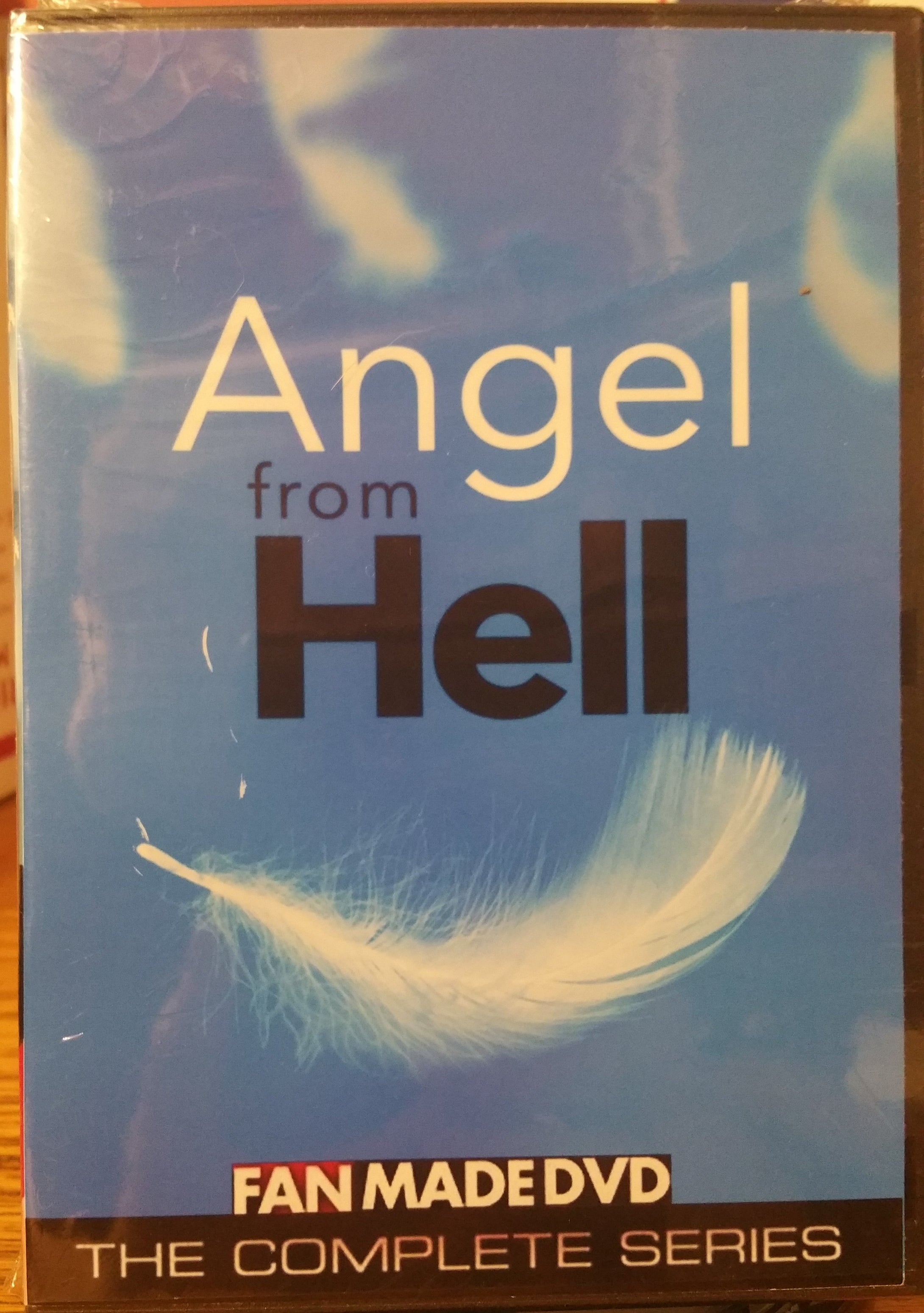 ANGEL FROM HELL(2016)COMPLETE SERIES 1 DVD Maggie Lawson Jane Lynch Kevin Pollak Kyle Bornheimer