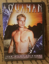 Load image into Gallery viewer, AQUAMAN 2006 THE UNAIRED PILOT ON DVD