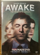 Load image into Gallery viewer, AWAKE 2012 THE COMPLETE TV SERIES 2 DVD SET Jason Isaacs Laura Allen