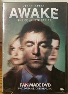 AWAKE 2012 THE COMPLETE TV SERIES 2 DVD SET Jason Isaacs Laura Allen