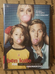 BEN AND KATE 2012 THE COMPLETE TV SERIES ON DVD Nat Faxon Dakota Johnson